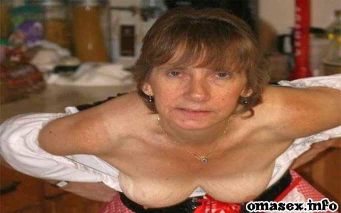 Oma Fickdate bayerischer Oma