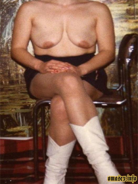 Fetisch Rollenspiele - BDSM Oma aus Hannover sucht