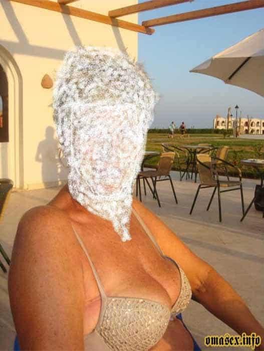 Oma sucht Ficker für eine Nacht in Österreich